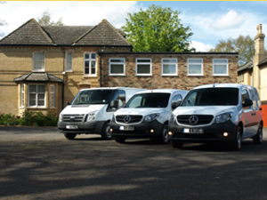 High-quality nationwide courier service at competitive prices